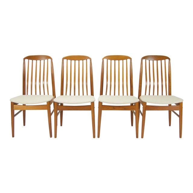 Ansager Mobler Danish Modern Dining Chairs
