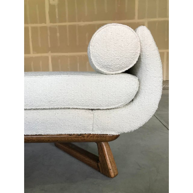 20th Century Mid Century Modern Paul Laszlo for Brown Saltman Sculptural Chaise For Sale - Image 12 of 13