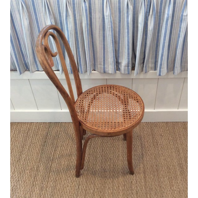 Vintage Bentwood Chairs - A Pair - Image 4 of 7