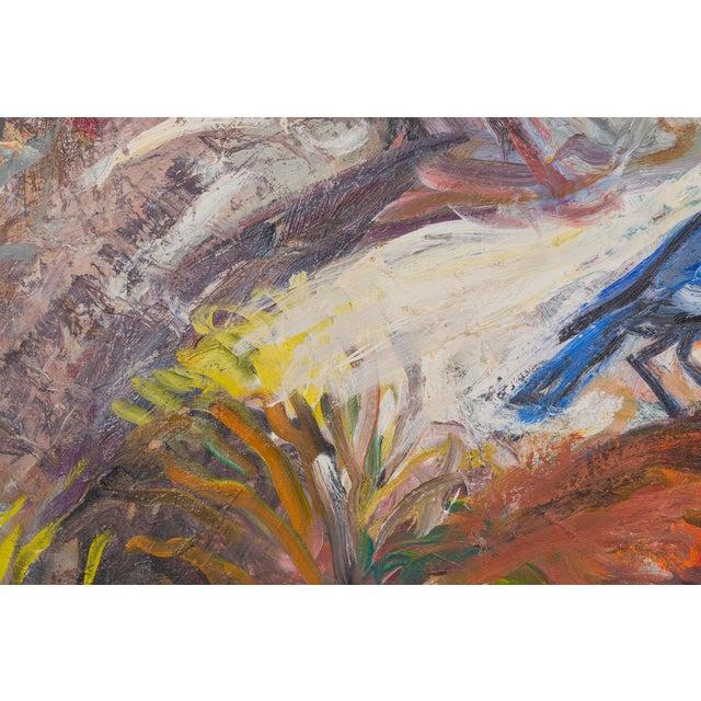 "William Eckhardt Kohler, ""Pinyon Jay"" For Sale In Chicago - Image 6 of 10"
