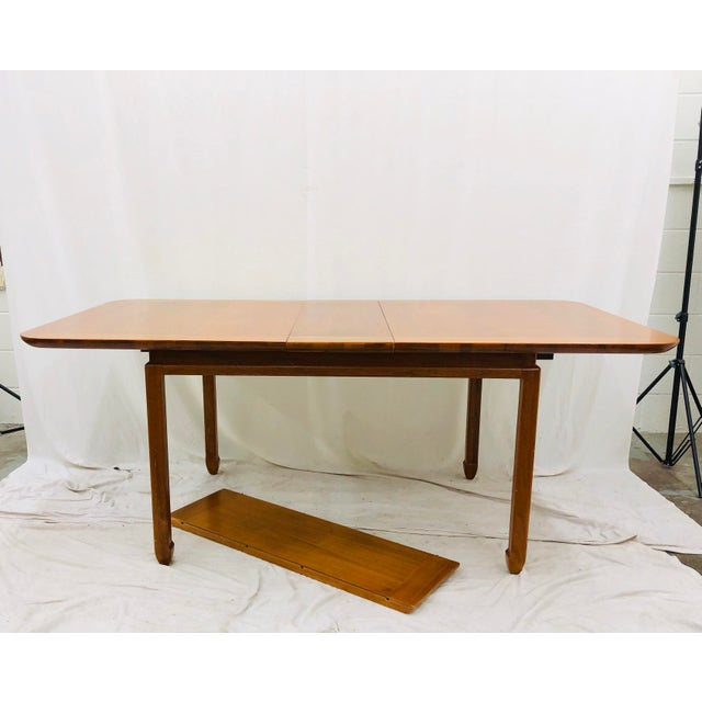 Vintage Mid Century Modern Dining Table For Sale - Image 11 of 12