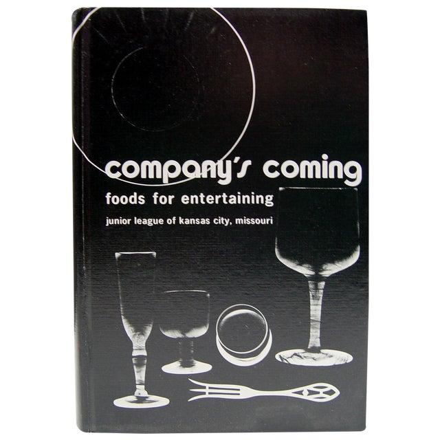 Company's Coming Kansas City Jr League Cook Book - Image 1 of 9