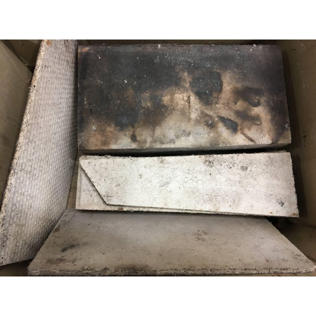 Model 5005 Mid-Century Modern Steel Fireplace From Don-Bar Design, 1970s For Sale - Image 9 of 12