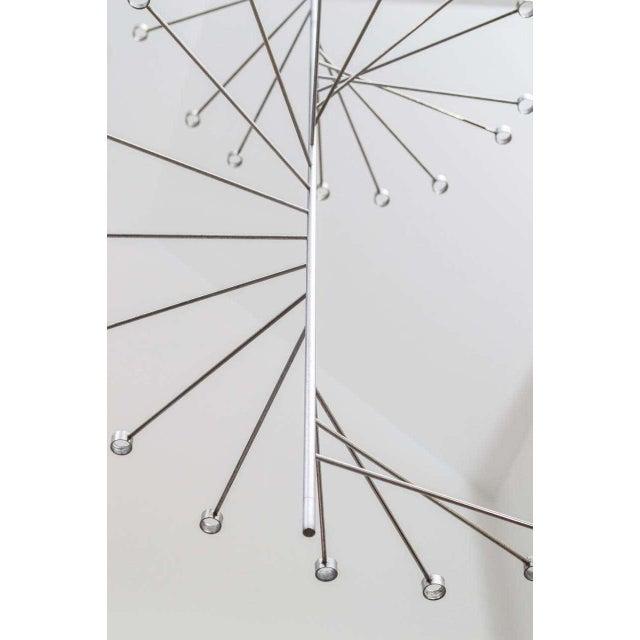 1960s Poul Kjaerholm Pk-101 Hanging Candlestick For Sale - Image 5 of 7