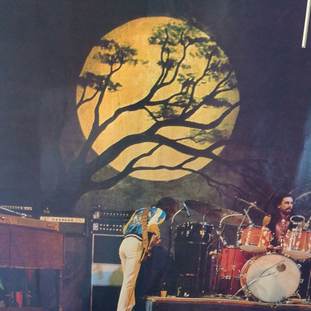 Vintage Fleetwood Mac Poster 1977 Germany Tour For Sale - Image 4 of 11