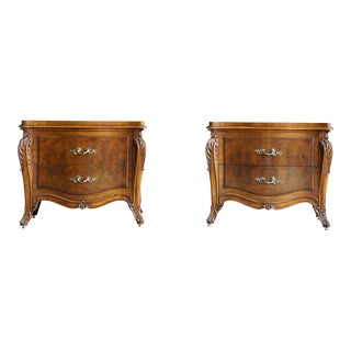 Karges French Provincial Nightstands - a Pair