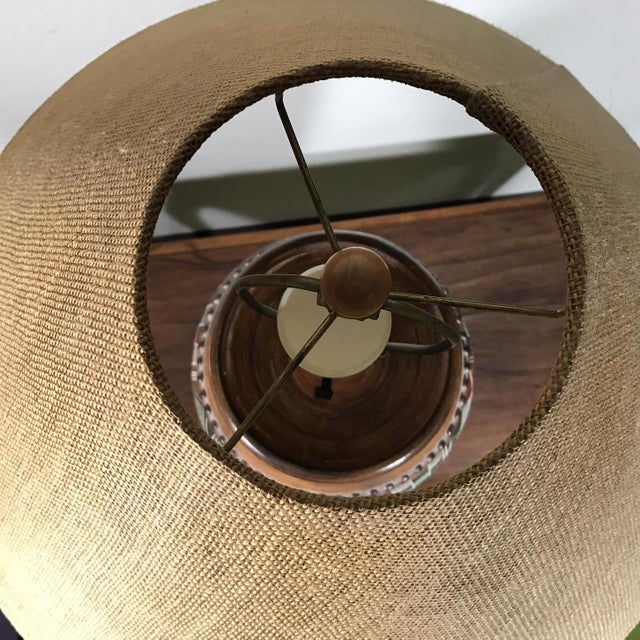Vintage Casual Lamps of California Table Lamp For Sale In San Francisco - Image 6 of 8