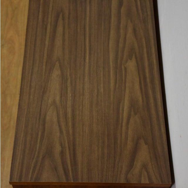 Johnson Carper Walnut & Formica Desk - Image 6 of 9