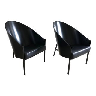 Vintage Philippe Starck Pratfall Lounges - a Pair For Sale