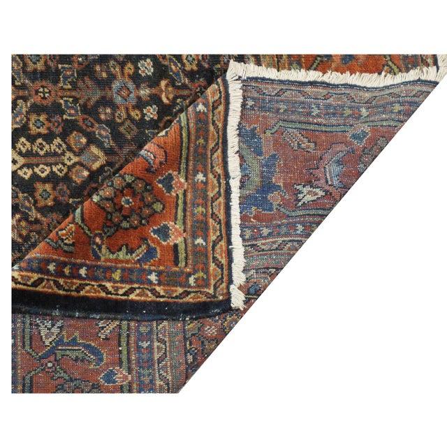 Persian Mahal Rug - 7′10″ × 11′5″ For Sale - Image 4 of 4
