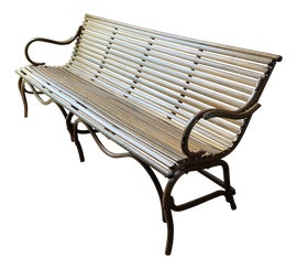 Image of Rustic Benches