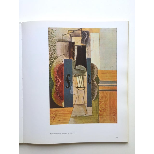""""""" Cubists & Cubism """" Rare Vintage 1982 1st Edtn Large Iconic Volume Collector's Modern Art Book For Sale - Image 11 of 13"""