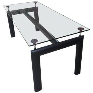Corbusier Lc6 Cassina Table or Desk For Sale