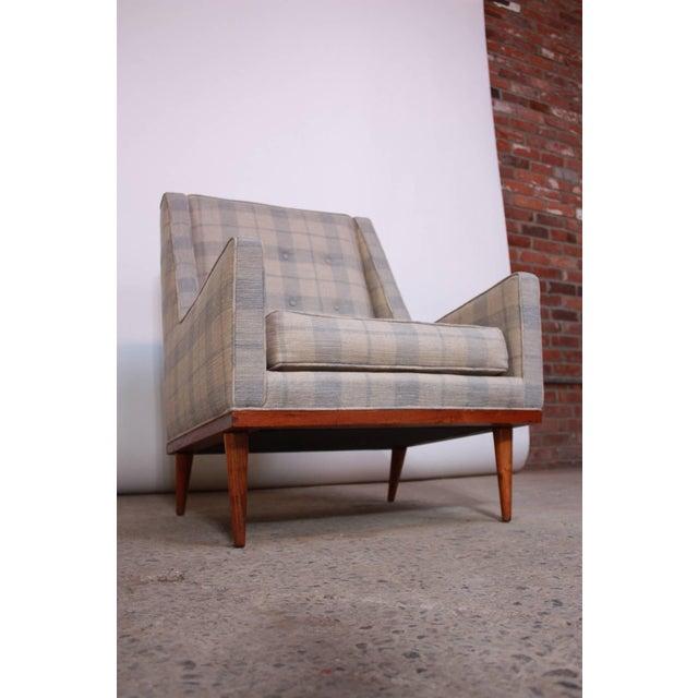 Milo Baughman for James Inc. 'King' Chair - Image 3 of 8