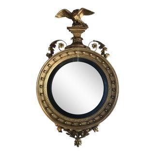 19th Century English Regency Eagle Mirror