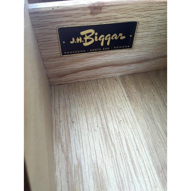 J.H. Biggar Mid-Century Nightstands - A Pair - Image 6 of 9