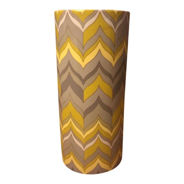 Jonathan Adler Porcelain Vase - Image 1 of 6