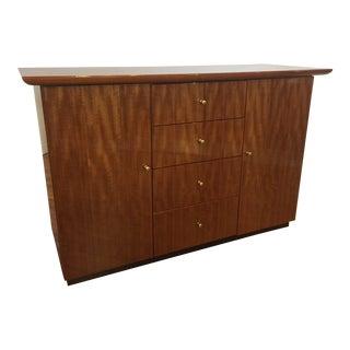 Henredon Compact Wood Server For Sale