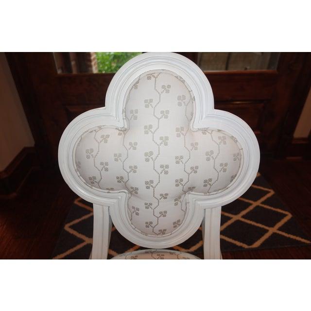 Suzanne Kasler For Hickory Chair Alexandra Quatrefoil