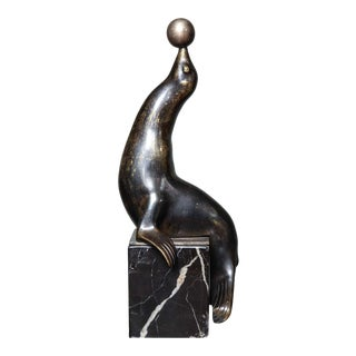 Jan and Joël Martel Bronze For Sale