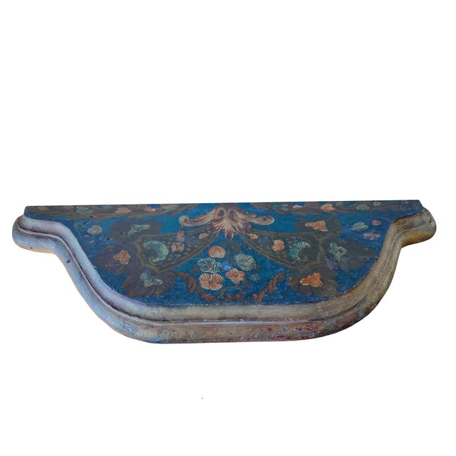 Italian 19th Century Wall Brackets - a Pair For Sale - Image 4 of 6