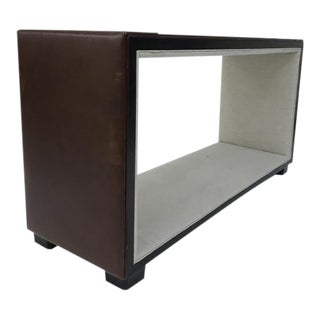 Thomas O'Brien Margaux Upholstered Console for Century Furniture For Sale