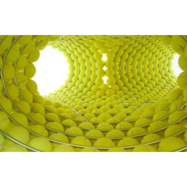 Tejo Remy & René Veenhuizen Tennis Ball Bench Designed by Tejo Remy & Rene Veenhuizen For Sale - Image 4 of 8
