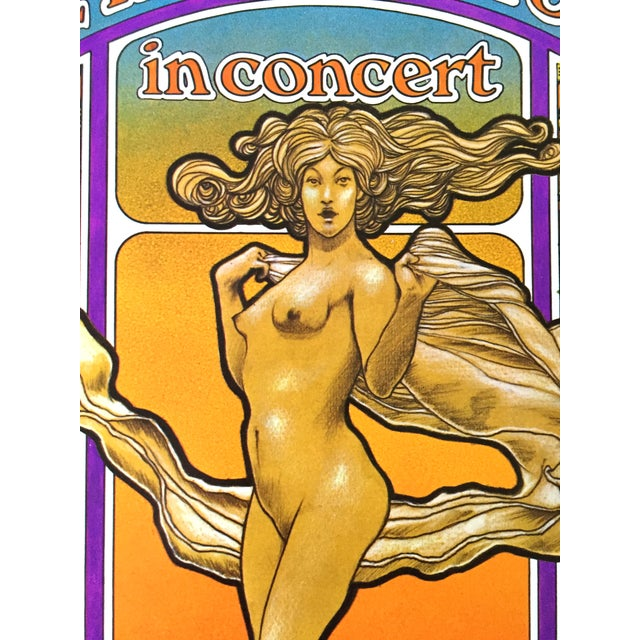 Rolling Stones 1969 Tour Original Vintage Poster - Image 3 of 5