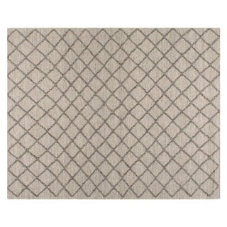 "Stark Studio Rugs Contemporary Flatweave Rug - 9' X 12'3"" For Sale"
