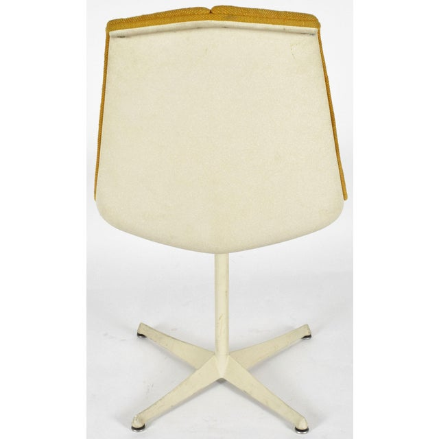 Metal Richard Schultz for Knoll Dining Chairs - Set of 5 For Sale - Image 7 of 7