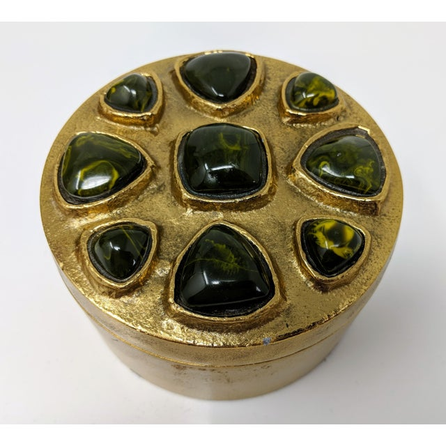 Jeweled Trinket Box - Image 10 of 12