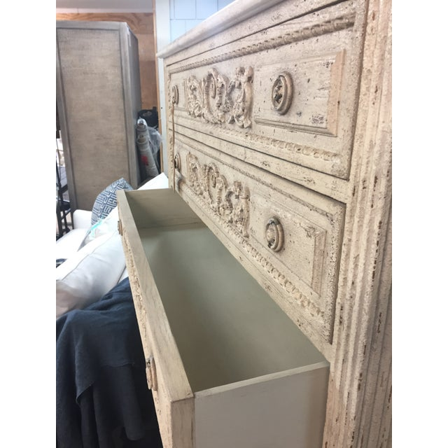Century Furniture Boho Chic Century Furniture Tarlow Chest For Sale - Image 4 of 5