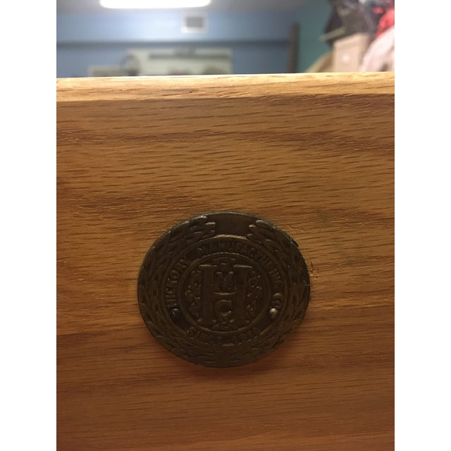 1970's Campaign Chest of Drawers For Sale - Image 9 of 10