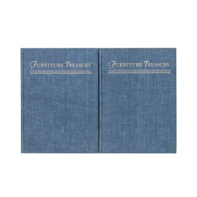 Furniture Treasury Volumes 1 & 2 - A Pair - Image 1 of 6