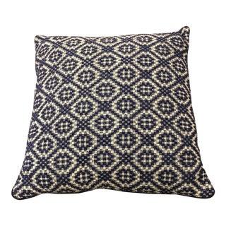 Gray Italian Artisan Pillow