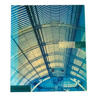 The Glasshouse by John Hix – Phaidon Architecture History and Garden Photo Book For Sale