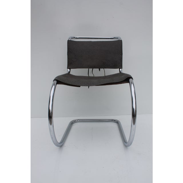 Knoll MR Side Chair By Mies Van Der Rohe - Image 8 of 9