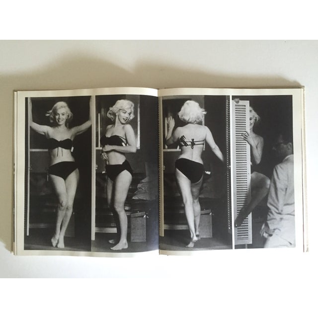 """ Marilyn Biography "" Norman Mailer Vintage 1973 Rare 1st Edtn Iconic Collector's Photography Book For Sale In Kansas City - Image 6 of 13"