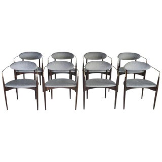 Viscount Chairs by Dan Johnson, 12 Available