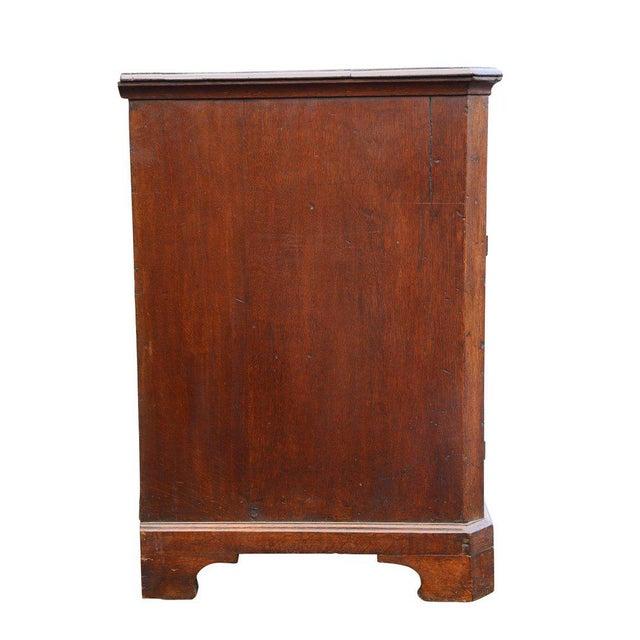 Oak George II Oak Dresser Base or Sideboard For Sale - Image 7 of 9