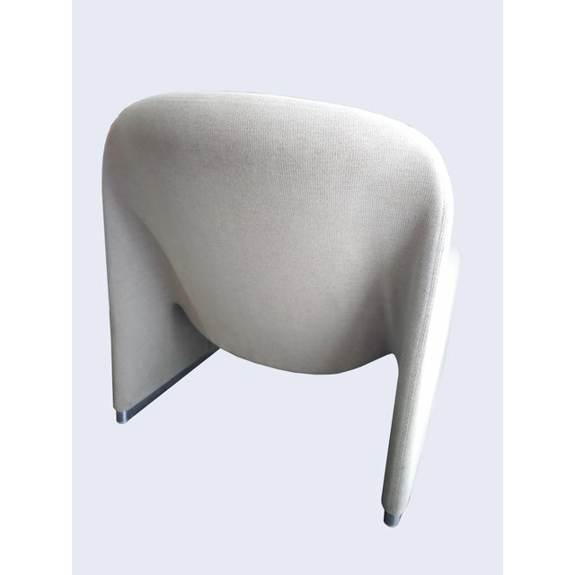 Castelli 1970s Vintage Giancarlo Piretti for Castelli Italian Alky Chair For Sale - Image 4 of 9