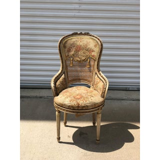 Early 19th Century Vintage Hand Painted French Chair Preview