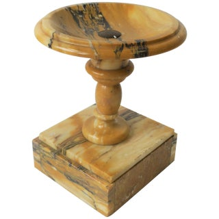 Antique European Marble Decorative Garniture or Bookend For Sale