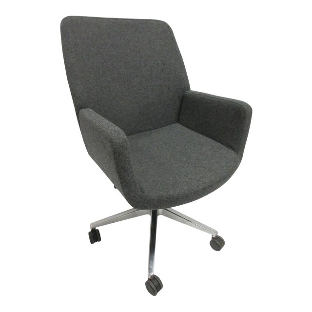 Modern Brian Kane Coalesse/ Steelcase Bindu Conference Chair For Sale