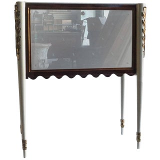 Paolo Buffa Mid-Century Modern Neoclassical Cabinet For Sale