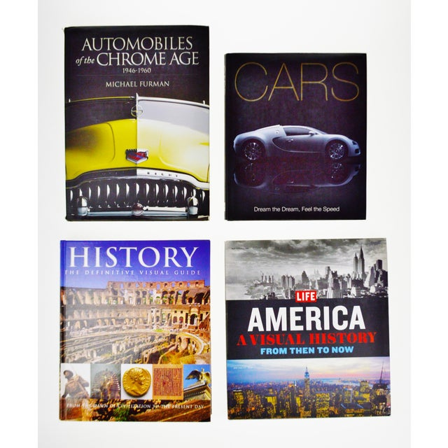 Americana American History Coffee Table Books Set Of 7 For Image 3