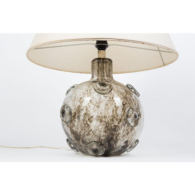 Barovier & Toso Glass Crepusculo Lamp For Sale - Image 11 of 13