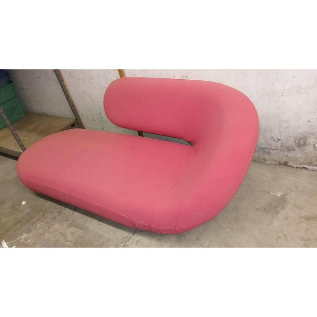 Mid-Century Modern Artifort Cleopatra Chaise Lounge For Sale - Image 3 of 8