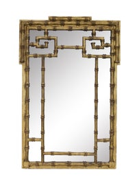 Image of Asian Mantel and Fireplace Mirrors