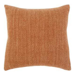 """Hendrick 20"""" Pillow with Insert in Amber For Sale"""